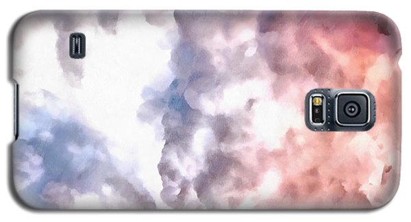 Cloud Sculpting 3 Galaxy S5 Case