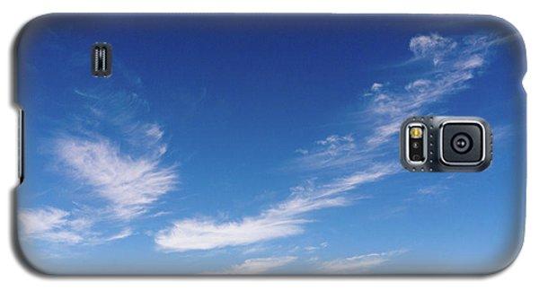 Cloud Sculpting Galaxy S5 Case