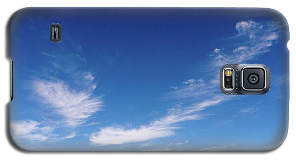 Cloud Sculpting Galaxy S5 Case