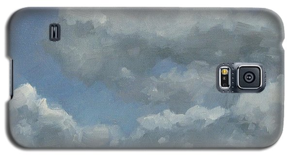 Cloud Study Series Three Galaxy S5 Case