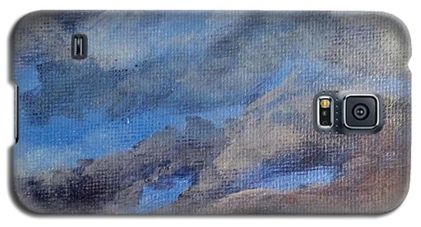 Cloud Study #3 Galaxy S5 Case by Jessica Tookey