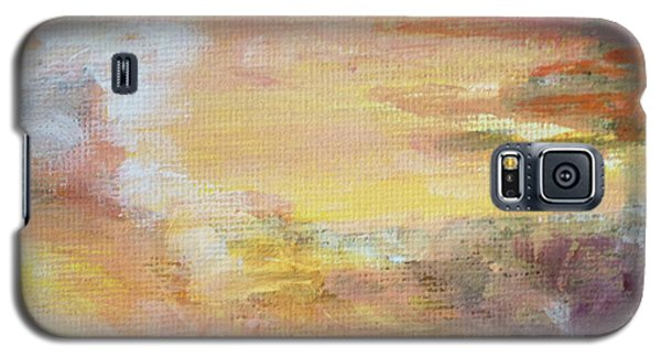 Cloud Study #6 Galaxy S5 Case by Jessica Tookey