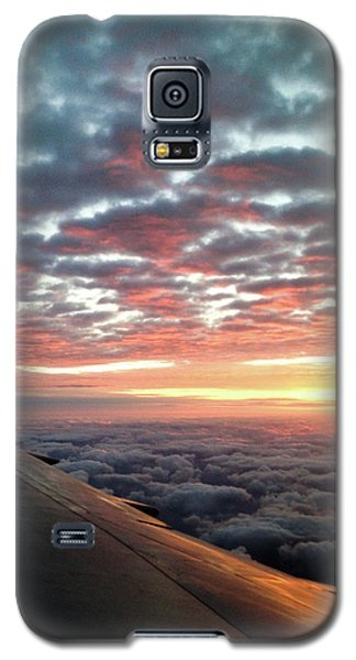 Cloud Sunrise Galaxy S5 Case by Josy Cue