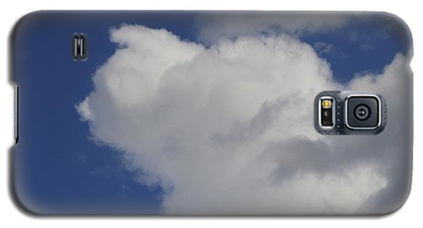 Galaxy S5 Case featuring the photograph Cloud Trol by James McAdams