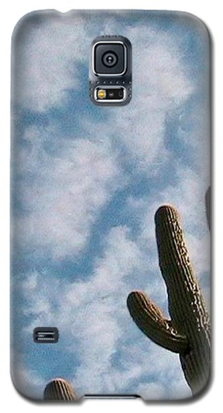 Cloud Watchers 2 Galaxy S5 Case