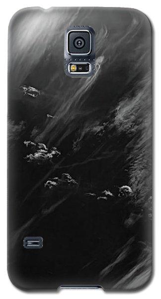 Galaxy S5 Case featuring the photograph Cloud Wisp by Britt Runyon
