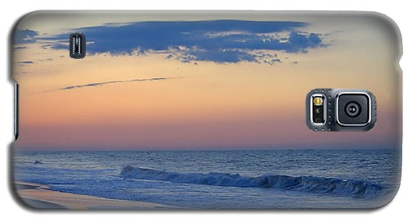 Galaxy S5 Case featuring the photograph Clouded Pre Sunrise by  Newwwman