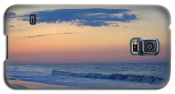 Clouded Pre Sunrise Galaxy S5 Case