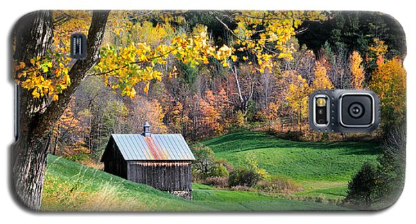 Cloudland Rustic Barn - Pomfret Vermont Galaxy S5 Case