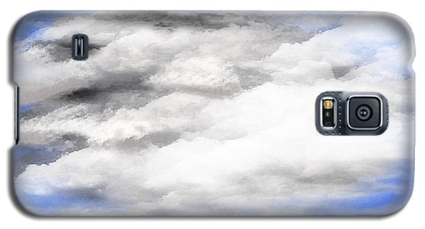 Clouds 2 Galaxy S5 Case by Walter Chamberlain