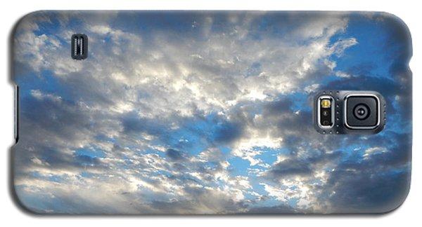 Clouds #4049 Galaxy S5 Case
