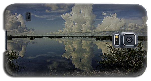 Clouds And Reflections Galaxy S5 Case by Dorothy Cunningham