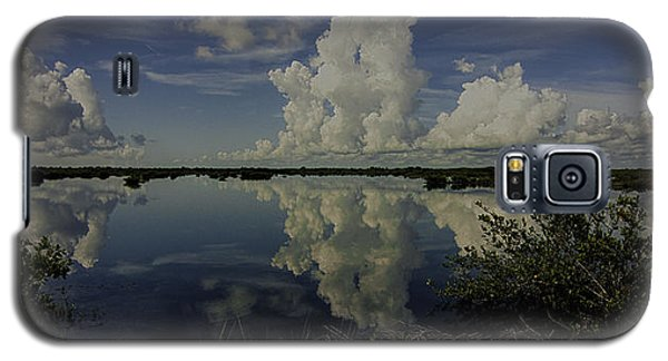 Clouds And Reflections Galaxy S5 Case