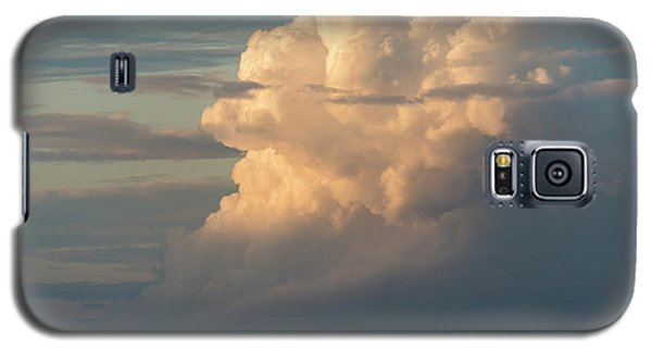 Clouds And Surf Galaxy S5 Case