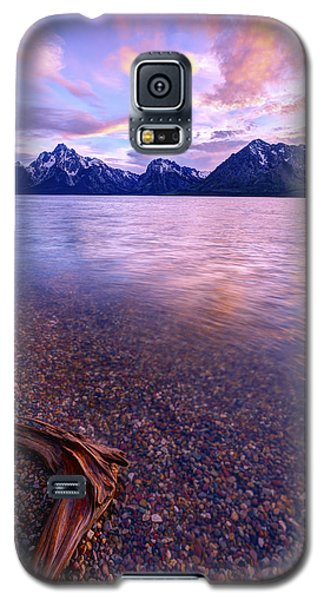 Clouds And Wind Galaxy S5 Case