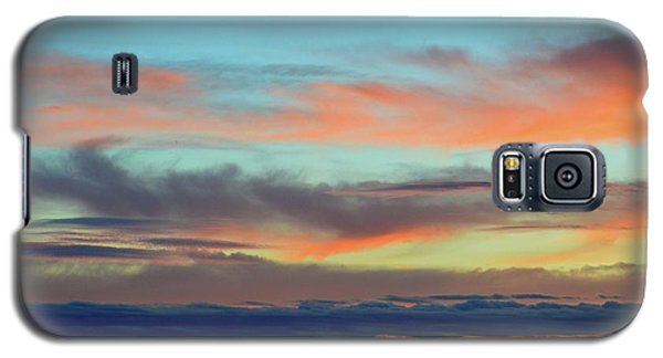 Clouds At Different Altitudes  Galaxy S5 Case