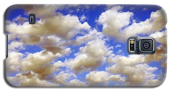 Clouds Blue Sky Galaxy S5 Case