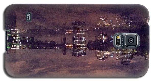 Clouds In The Passaic - Newark Nj Galaxy S5 Case