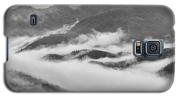 Galaxy S5 Case featuring the photograph Clouds In Valley, Sa Pa, 2014 by Hitendra SINKAR