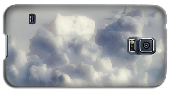 Clouds Of Snow Galaxy S5 Case