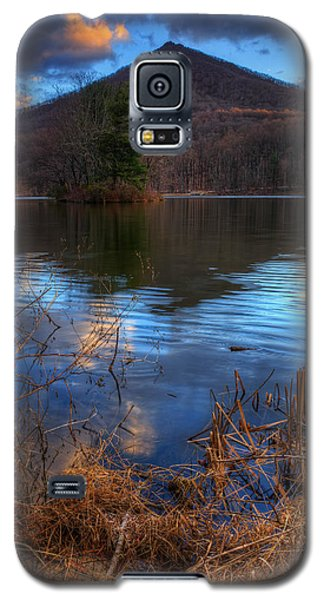 Clouds On Abbott Lake Galaxy S5 Case