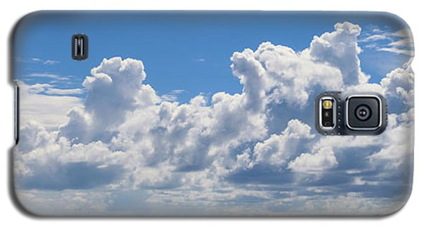 Clouds Over Catalina Island - Panorama Galaxy S5 Case