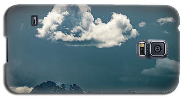 Clouds Over Glacier, Banff Np Galaxy S5 Case