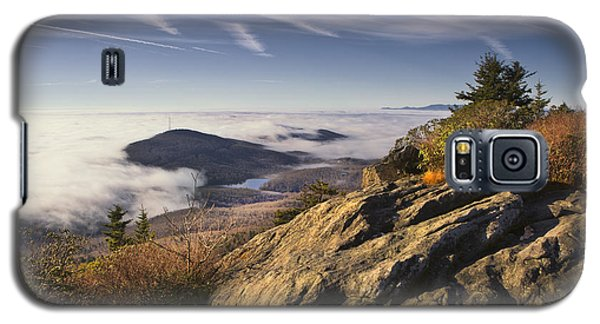 Clouds Over Grandmother Mountain Galaxy S5 Case