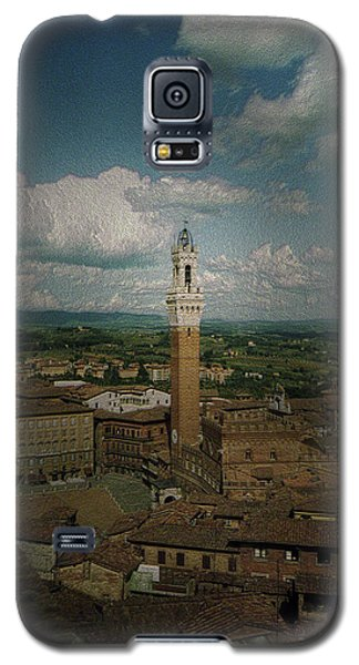 Clouds Over Siena Galaxy S5 Case