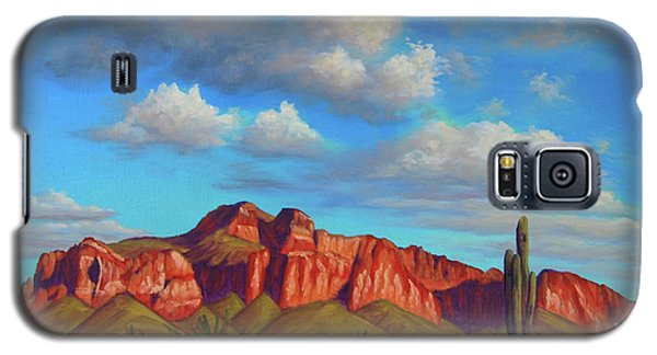 Clouds Over Superstitions Galaxy S5 Case