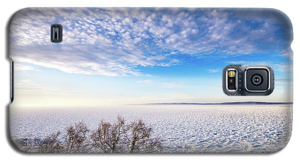 Clouds Over The Bay Galaxy S5 Case by Onyonet  Photo Studios
