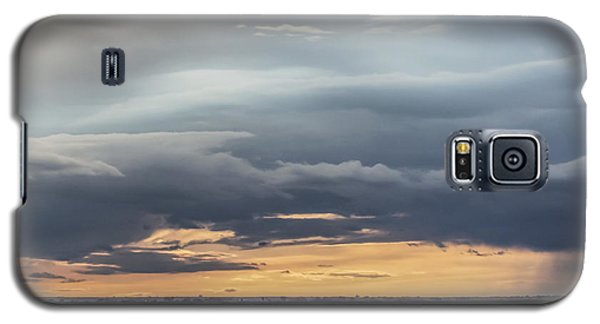 Clouds Over The Bottoms Galaxy S5 Case