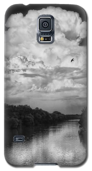 Clouds Over The Coosa River Galaxy S5 Case