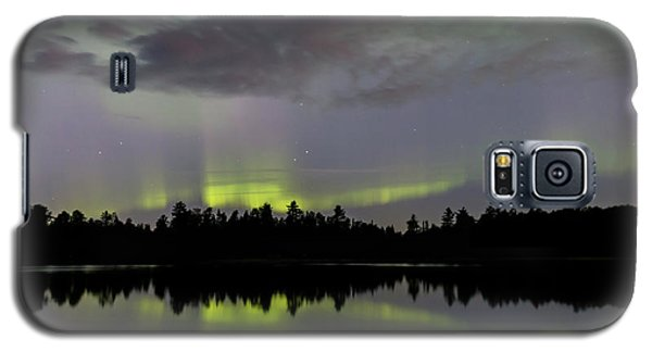 Clouds Over The Lights Galaxy S5 Case