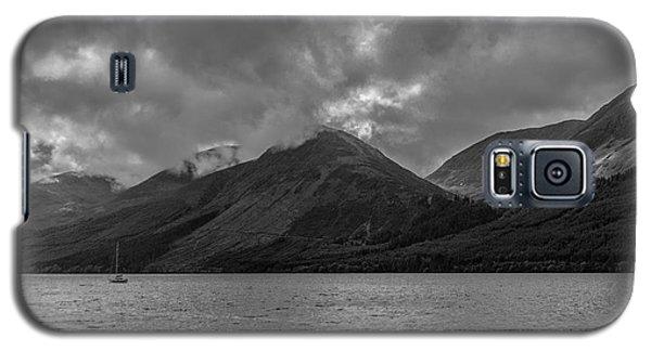 Clouds Over Loch Lochy, Scotland Galaxy S5 Case