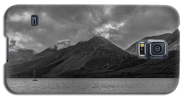 Clouds Over Loch Lochy, Scotland Galaxy S5 Case