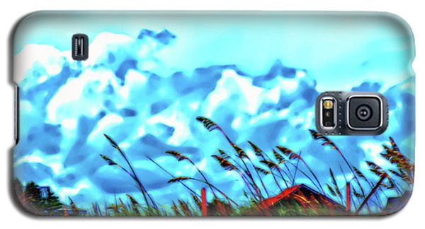 Clouds Over Vilano Beach Galaxy S5 Case