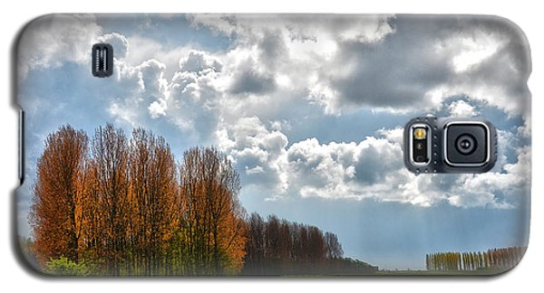 Clouds Over Voorne Galaxy S5 Case