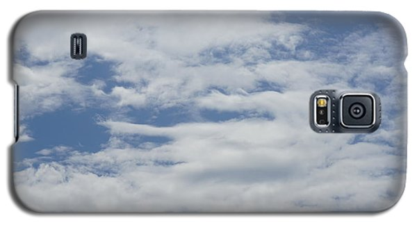 Clouds Photo II Galaxy S5 Case