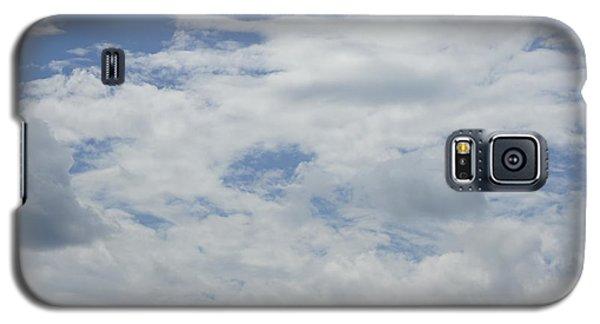 Clouds Photo IIi Galaxy S5 Case