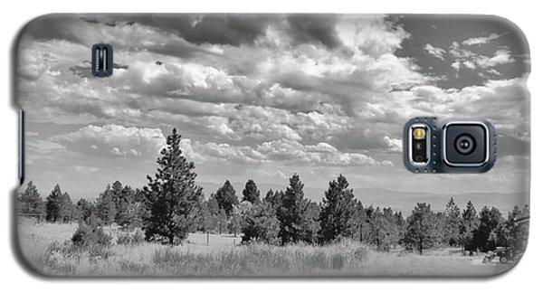 Clouds Roll In Galaxy S5 Case