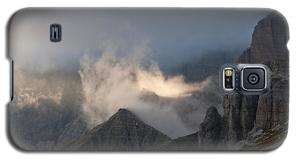 Clouds Sunset Galaxy S5 Case