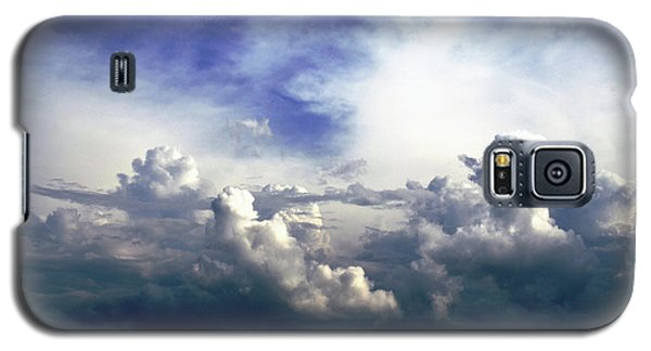 Galaxy S5 Case featuring the photograph Cloudscape Fourteen by Tom Druin