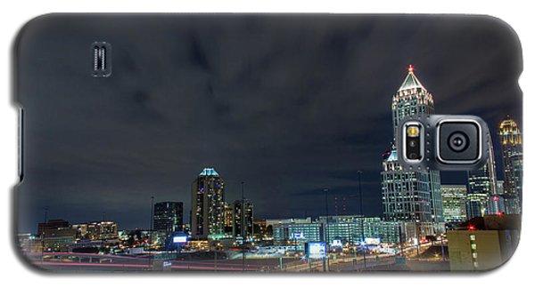 Cloudy City Galaxy S5 Case