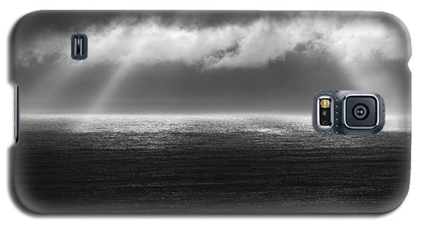 Cloudy Day At The Sae Galaxy S5 Case
