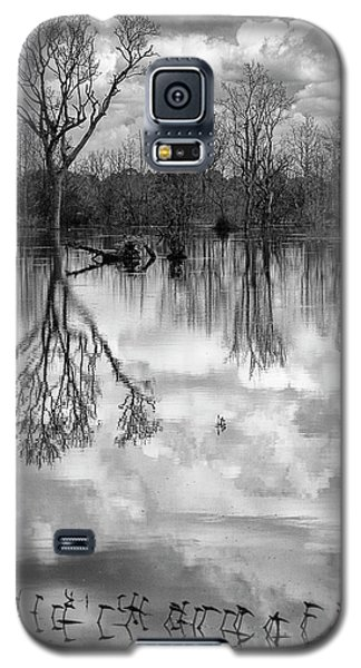 Cloudy Reflection Galaxy S5 Case