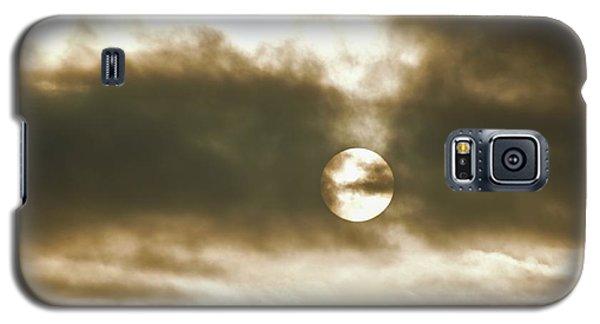 Cloudy Sun Galaxy S5 Case