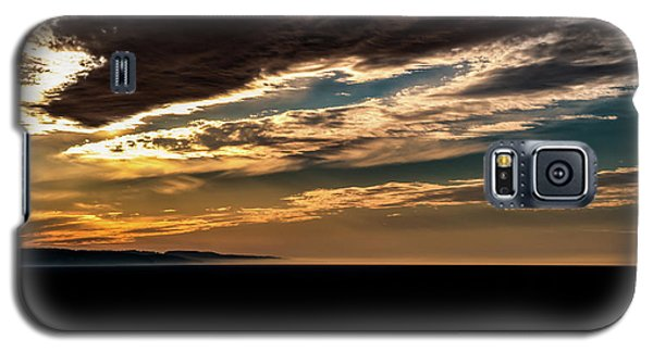 Cloudy Sunset Galaxy S5 Case by Onyonet  Photo Studios