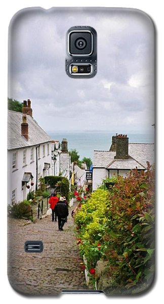 Clovelly High Street Galaxy S5 Case