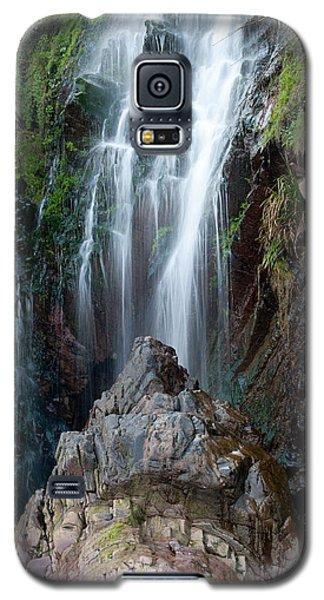 Clovelly Waterfall Galaxy S5 Case